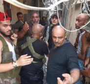 تجدد الاشتباكات في مخيم عين الحلوة بجنوب لبنان على خلفية مقتل