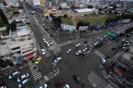5 إصابات في 3 حوادث سير بقطاع غزة