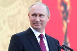 بوتين: 55 جهازا استخباريا دوليا شاركوا في تأمين كأس العالم