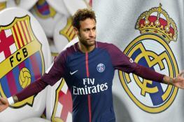 باريس سان جيرمان يوجه رسالة للغريمين برشلونة وريال مدريد لإتمام صفقة نيمار