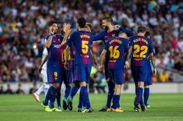برشلونة يقترب من صفقتين ناريتين