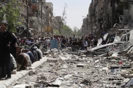 استشهاد لاجئ من مخيم اليرموك وتدهور أوضاع مخيمات بسورية