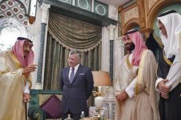 هذا ما فعله ملك السعودية وولي عهده وملك الأردن بعد القمة الرباعية
