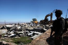 الاحتلال يخطر بهدم 13 منزلا مأهولا في سلوان