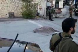 Palestinian detainee shot by Israeli soldiers in stable condition