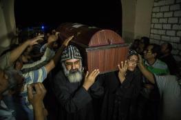 """""""داعش"""" يتبنى هجوم المنيا وسط مصر"""