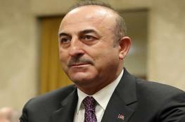 وزير الخارجية التركي: لم نذق طعم النوم لثلاثة أيام إبان أزمة حلب