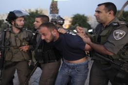 الاحتلال يعتقل مصلياً من المسجد الأقصى