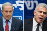 """وصف نتنياهو بـ""""الجبان"""".. يائير لبيد: طائرات غزة الورقية أحرقت الردع الإسرائيلي"""