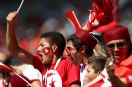 """المشجعون العرب يتوحدون وراء """"أملهم الأخير"""" تونس"""