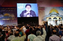 نصر الله: السعودية أضعف من مهاجمة إيران وما يحدث بمنطقتنا هدفه تصفية فلسطين