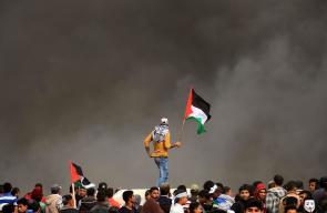 غزة على موعد مع جمعة الشباب الثائر