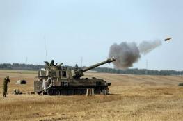 الاحتلال يستهدف مرصداً للمقاومة شمال بيت لاهيا مخيم العودة شرق البريج