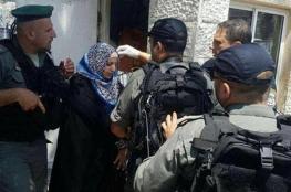 الاحتلال يقدم لائحة اتهام بحق مقدسية بتهمة تنفيذ عملية طعن
