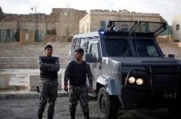 الأردن تؤكد اعتقال إسرائيلي في العاصمة عمان
