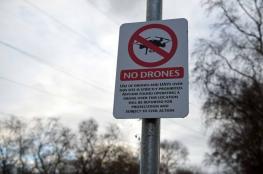 طائرات بدون طيار توقف الرحلات في ثاني أكبر مطارات بريطانيا