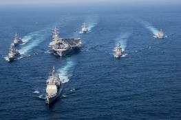 غربي المحيط الهادئ .. مناورات أمريكية يابانية لمواجهة التهديد الكوري الشمالي