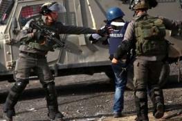 15 صحفيًا يقبعون في سجون الاحتلال