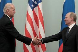 البيت الأبيض: بايدن اقترح لقاء قمة مع بوتين خلال الأشهر القادمة