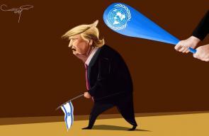 كاريكاتير محمود عباس