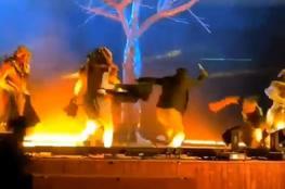 السعودية: القبض على شخص طعن 3 أعضاء في فرقة مسرحية