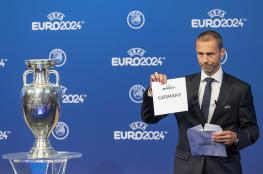 """الاتحاد الأوروبي لكرة القدم يختار ألمانيا لتنظيم """"يورو 2024"""" على حساب تركيا"""