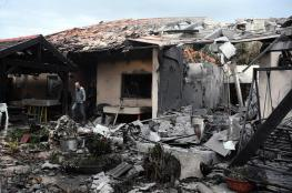 """للمرة الأولى.. قُصفت """"كفار سابا"""" في تل أبيب"""