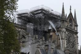 النواب الفرنسيون يتبنون مشروع قانون لترميم كاتدرائية نوتردام