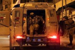 الاحتلال يعتقل فلسطينيين خلال مداهمات في جنين