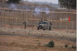 من هو الضابط المُستهدف على حدود غزة؟