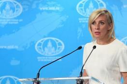 روسيا ترد على إجراءات واشنطن ضد دبلوماسييها