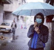 امطار غزة
