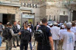 الفصائل تدين اعتداءات الاحتلال على الأقصى
