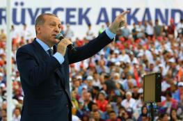 أردوغان: تهديدات الدول الأوروبية لتركيا افلاس لقيمها
