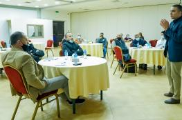 لجنة الانتخابات تبدأ تدريب طواقم مرحلة النشر والاعتراض