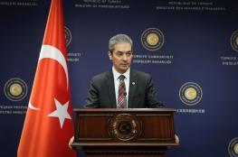 ردا على وزير خارجية الإمارات.. تركيا تؤكد: الجميع يدرك علاقتنا الأخوية بالعالم العربي