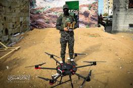 القسام يعيد استخدام طائرات مسيرة استولى عليها من الاحتلال