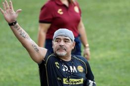 """مارادونا يزعم اختطافه من """"كائنات فضائية""""!"""