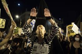 """يتهمون بأنهم ممولون.. """"يائير"""" نجل نتنياهو يصف المتظاهرين ضد والده بـ """"الكائنات الفضائية"""""""