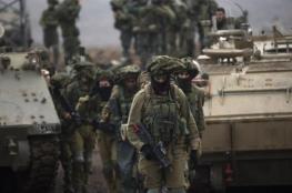 """تعزيزات إسرائيلية على حدود غزة وإعلان مستوطنات بغلاف غزة """"مناطق عسكرية مغلقة"""""""