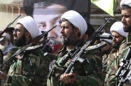 إسرائيل تطلب من واشنطن إنهاء الوجود العسكري لإيران في سوريا