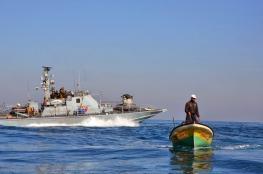 Israeli navy kidnaps two fishermen off Gaza shore
