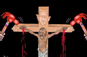 الشعب السوري  #كاريكاتير عصام أحمد