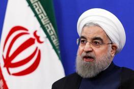 روحاني: نواجه حربا شاملة غير مسبوقة