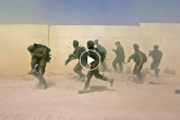 شاهد: جيش الاحتلال يتدرب على احتلال قطاع غزة