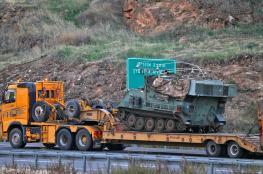 الاحتلال يواصل تعزيز قواته على الحدود الشمالية تحسبًا لإمكانية حدوث تصعيد