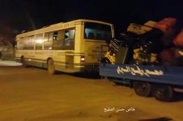 وصول العالقين في مطار القاهرة لقطاع غزة عبر معبر رفح
