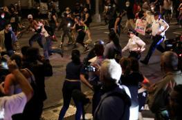 الشرطة الأمريكية تعتقل نحو 1400 شخص منذ بدء الاحتجاجات على مقتل جورج فلويد