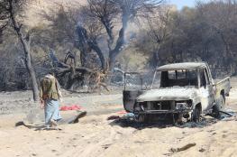 اليمن.. قتلى وجرحى في تفجير انتحاري استهدف معسكراً بأبين