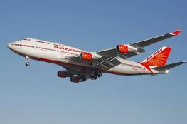 الهند تطلب شراء ألف طائرة مدنية من الولايات المتحدة